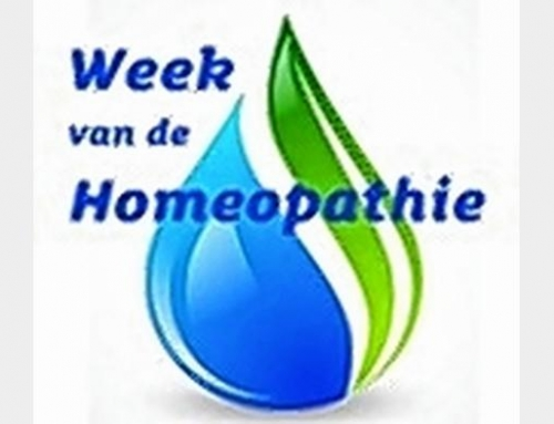 Week van de Homeopathie 2016 – van 10 t/m 16 april!